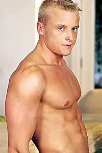 male muscle gay porn star Hans Hintern | hotmusclefucker.com