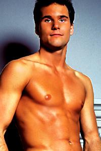 male muscle porn star: Tom Walton, on hotmusclefucker.com