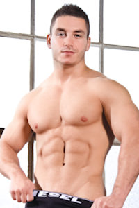 male muscle gay porn star Marc Dylan | hotmusclefucker.com