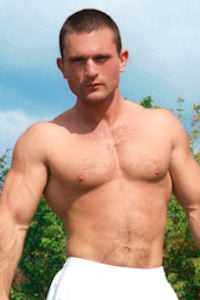 male muscle gay porn star Rod Stevans | hotmusclefucker.com
