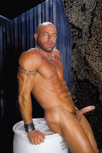 male muscle gay porn star Dillon Press | hotmusclefucker.com