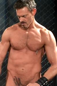 male muscle gay porn star Colin Steele | hotmusclefucker.com