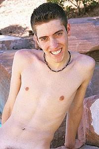 male muscle porn star: Blaine Prescott, on hotmusclefucker.com