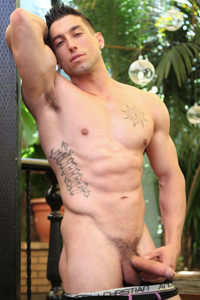 male muscle gay porn star Casey More | hotmusclefucker.com