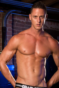 male muscle gay porn star Ivan Gregory | hotmusclefucker.com