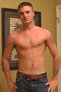 male muscle porn star: Tarzan, on hotmusclefucker.com