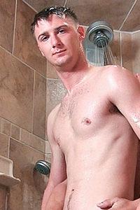 male muscle porn star: Jaxon, on hotmusclefucker.com