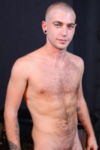 male muscle porn star: Alex Greene, on hotmusclefucker.com