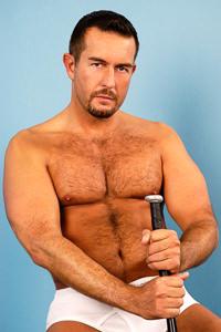 male muscle gay porn star Christophe Keller | hotmusclefucker.com
