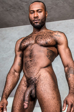 Black gay porn actors