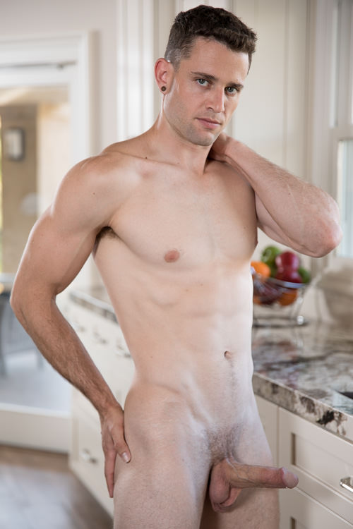 male muscle porn star: Quin Quire, on hotmusclefucker.com