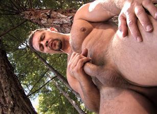gay muscle porn clip: The Drifter - Logan McCree & Vinnie D'Angelo, on hotmusclefucker.com