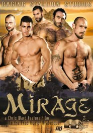 Mirage DVD Cover