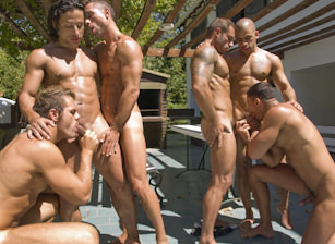 gay muscle porn video Heat Of The Moment - (distribution scene) | hotmusclefucker.com