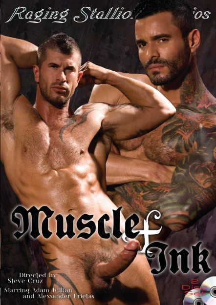 Muscle And Ink Dvd Cover