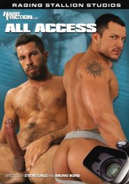 All Access DVD Cover