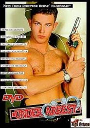 Under Arrest DVD Cover