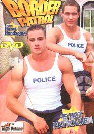 Border Patrol DVD Cover