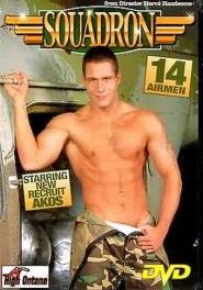 Squadron DVD Cover