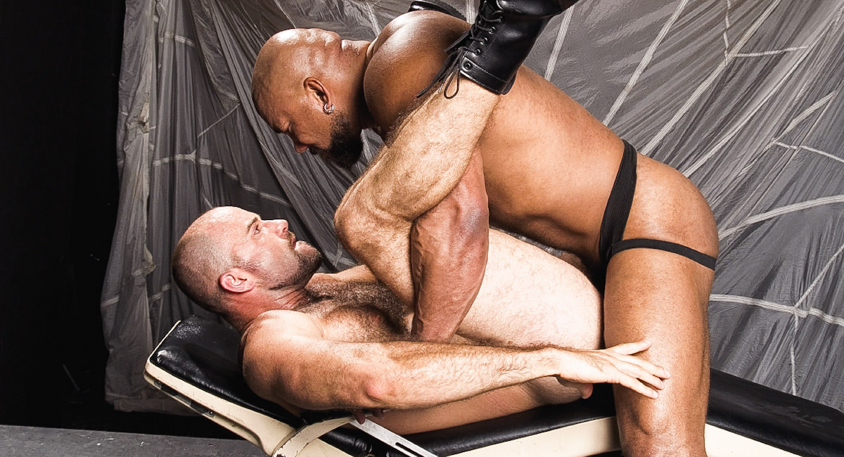 from Derrick erik hunter gay porn