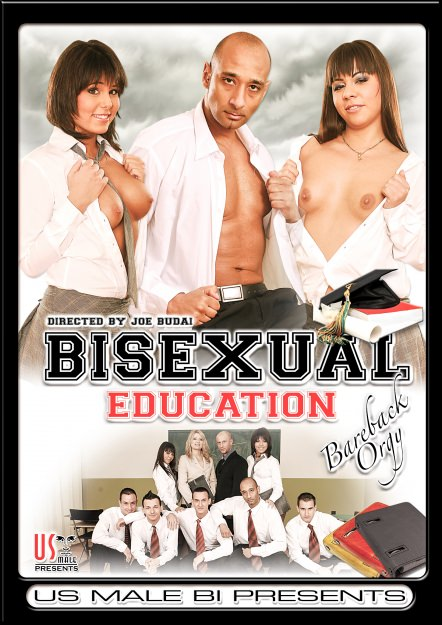 Bisexual Education, muscle porn movie / DVD on hotmusclefucker.com