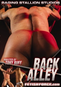 gay muscle porn movie Back Alley | hotmusclefucker.com