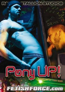 gay muscle porn movie Pony Up! | hotmusclefucker.com