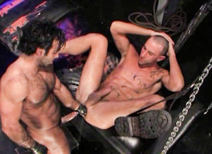 gay muscle porn clip: Fistpack 10 - Best In Hole - Huessein & Matthieu Paris, on hotmusclefucker.com