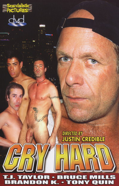 Cry Hard, muscle porn movie / DVD on hotmusclefucker.com