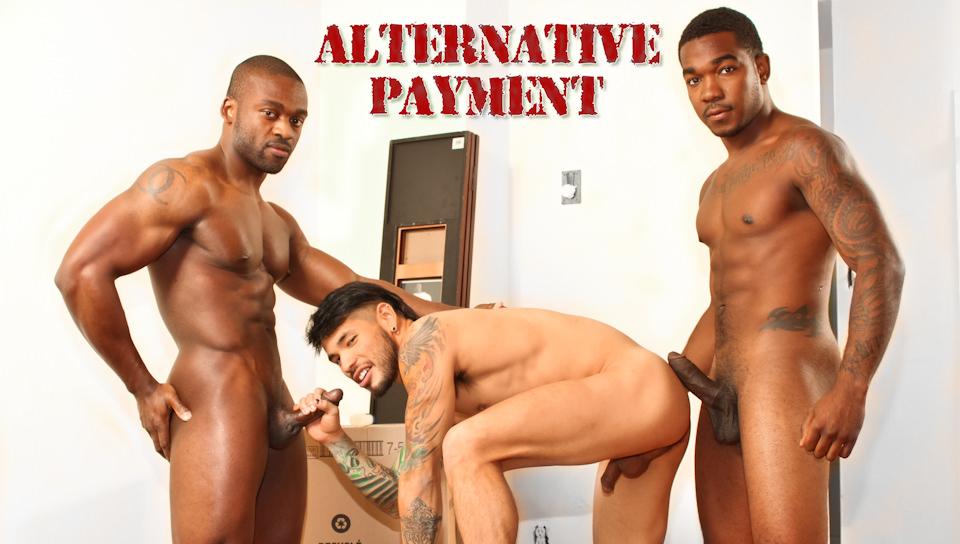 pagamento alternativo – Derek Reynolds, Draven Torres, Ace Rockwood (nextdoorstudios)
