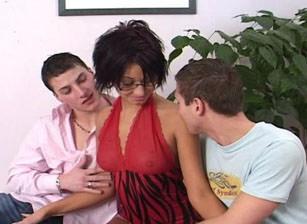 Bareback Bi Sex Lovers #05, Scene #03