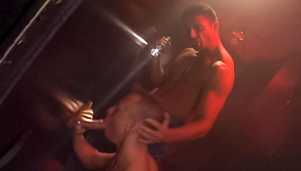 Jayson Martinez e Julian Vincenzo azione glory hole – Julian Vincenzo, Jayson Martinez (JocksStudios.com)