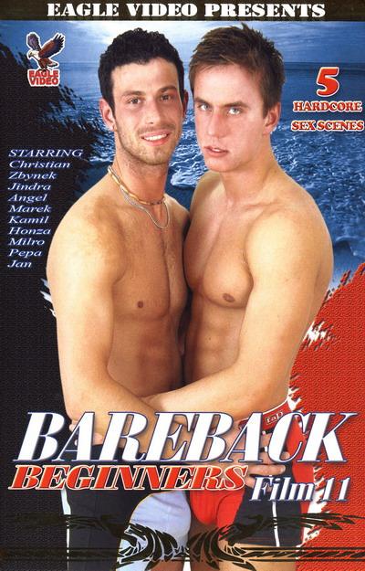 Bareback Beginners #11, muscle porn movies / DVD on hotmusclefucker.com