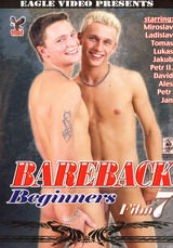 Bareback Beginners #07 Dvd Cover