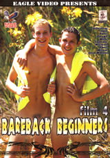 Bareback Beginners #04 Dvd Cover
