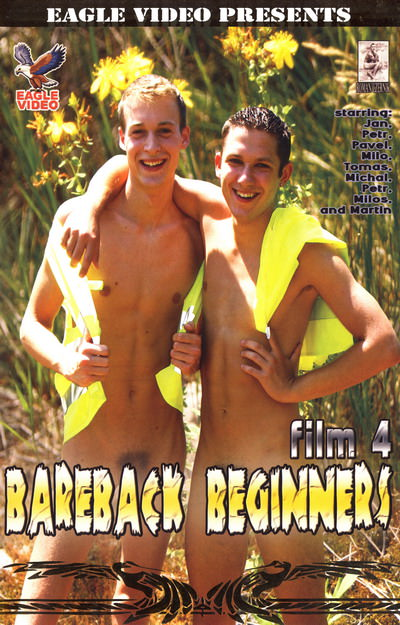 Bareback Beginners #04, muscle porn movies / DVD on hotmusclefucker.com