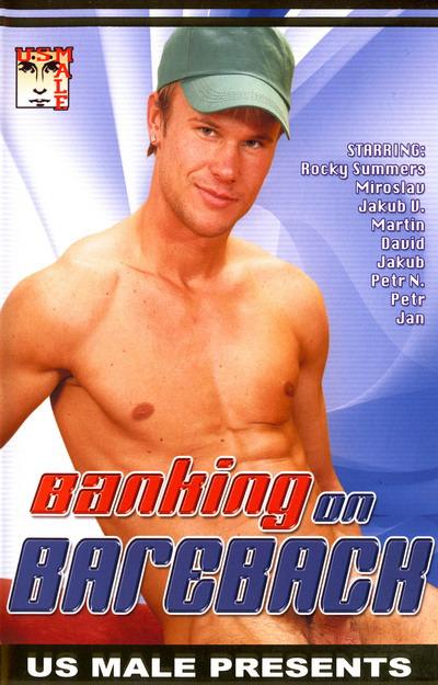 Banking On Bareback, muscle porn movies / DVD on hotmusclefucker.com