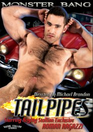 Tailpipes DVD Cover