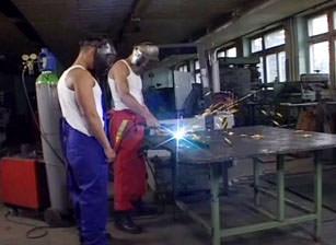 Heavy Industry, Scene #02