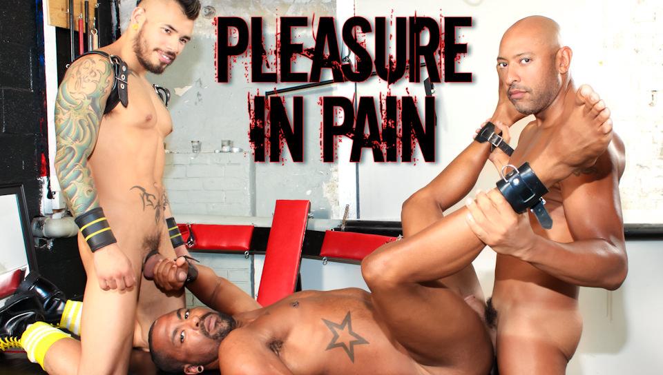 Il piacere in Pain – Draven Torres, Drew Vergas, Chuck Rogers (nextdoorstudios)