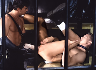 gay muscle porn clip: Code Of Conduct 02 - Deliverance - Steve Pierce & Tom Chase, on hotmusclefucker.com