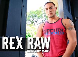 gay muscle porn clip: Rex Raw - Rex Raw, on hotmusclefucker.com