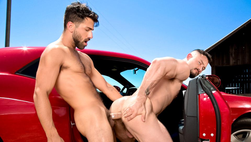 Open Road – Part 1, Scene # 04 – Adam Ramzi, Seven Dixon (ragingstallion)
