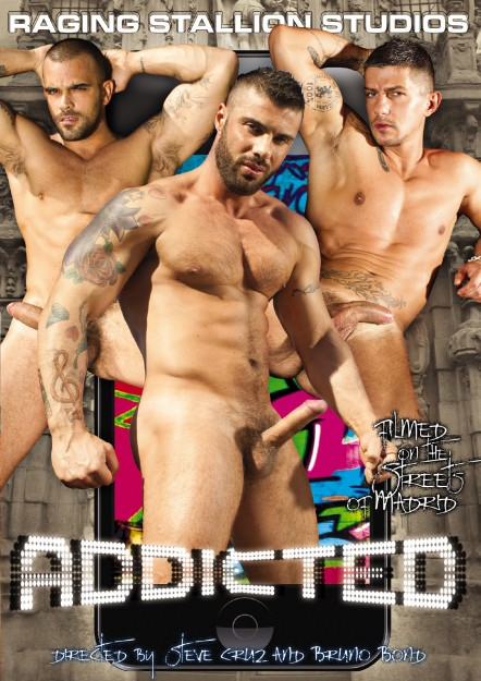 gay muscle porn movie Addicted | hotmusclefucker.com