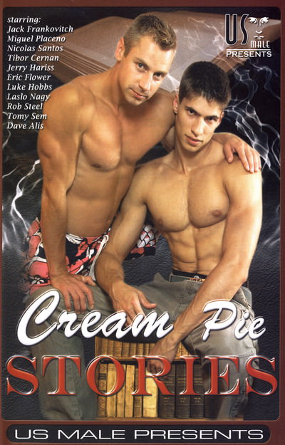 Cream Pie Stories, muscle porn movie / DVD on hotmusclefucker.com