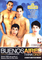 Buenos Aires Twink Orgy Dvd Cover