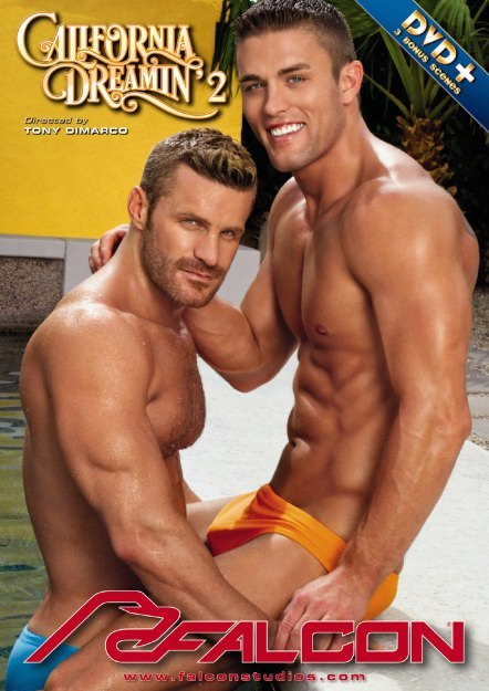 gay muscle porn movie California Dreamin' 2 | hotmusclefucker.com