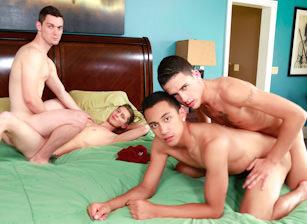 gay muscle porn clip: Cheating Boyfriend - Jake Tyler 2 & Scott Bridgeton & Tyler King & Zander Williams, on hotmusclefucker.com