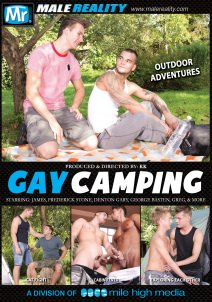 Gay Camping DVD Cover