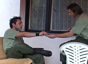 Military Games, Scene #02